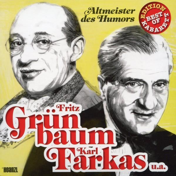 Fritz Grünbaum, Karl Farkas u.a.