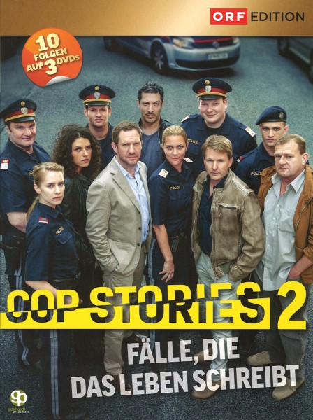 Cop Stories 2. Staffel