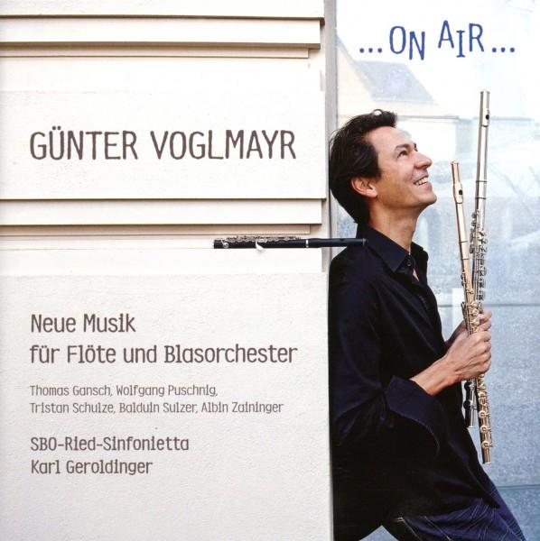 """Günter Voglmayr """"On Air"""""""