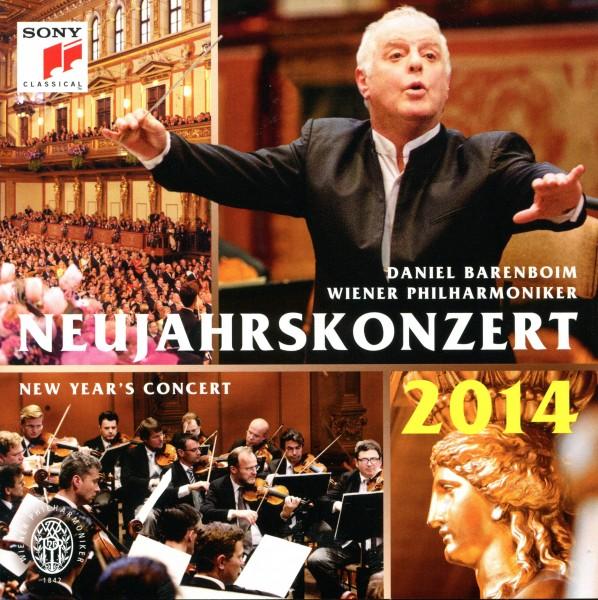 Neujahrskonzert 2014 CD