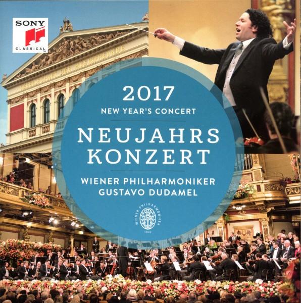 Neujahrskonzert 2017 CD