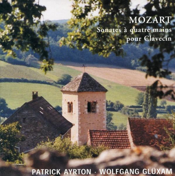 Mozart - Sonates à quatre mains pour Clavecin