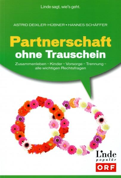 Partnerschaft ohne Trauschein