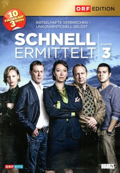 Schnell ermittelt 3. Staffel