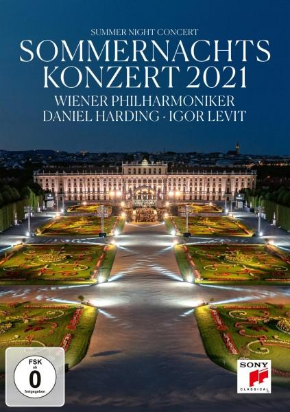 Sommernachtskonzert Schönbrunn 2021 DVD