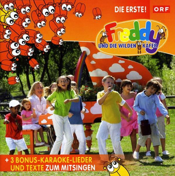 Freddy und die wilden Käfer CD1