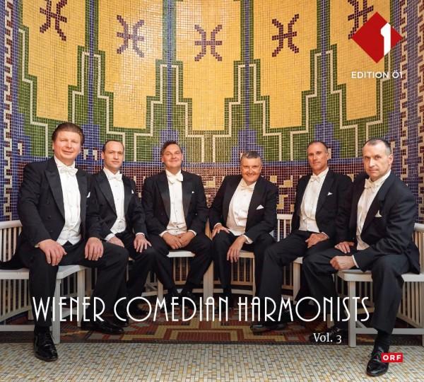 Wr. Comedian Harmonists Vol. 3