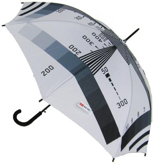 """ORF Regenschirm """"Testbild"""""""