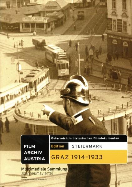 Steiermark: Graz 1914-1933
