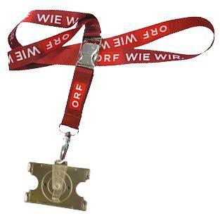 "ORF Lanyard ""WIE WIR"""