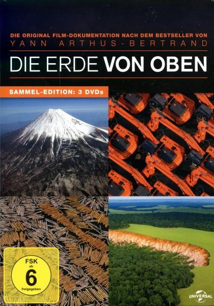 Die Erde von Oben: Sammel Edition (3 DVDs)