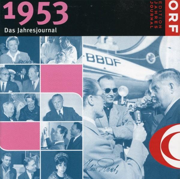 1953 - Das Jahresjournal
