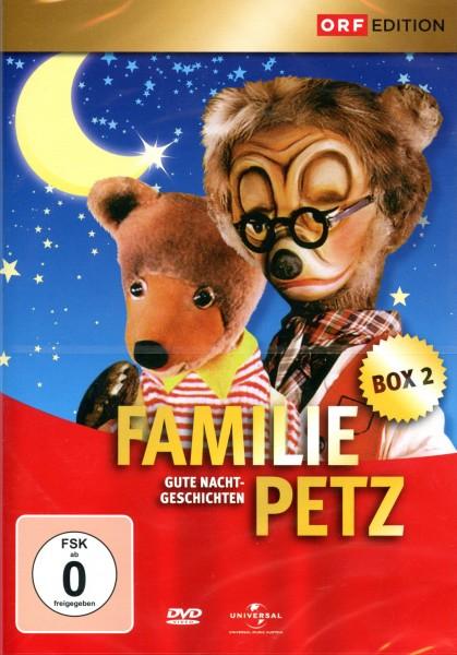 Familie Petz - Gute Nacht Geschichten 3er Box Vol.2