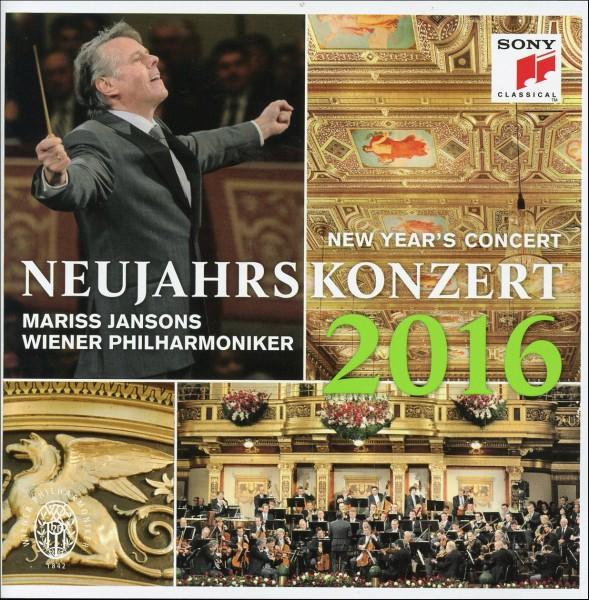Neujahrskonzert 2016 CD