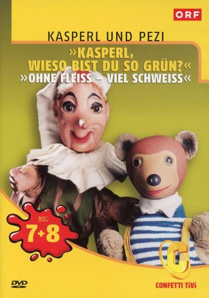 Kasperl und Pezi 7 8