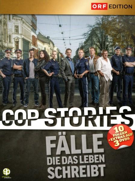 Cop Stories 1. Staffel