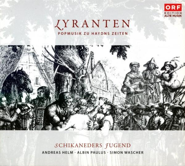 Lyranten