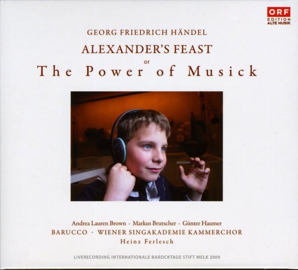 """Alexander's Feast oder """"The Power of Musick"""""""