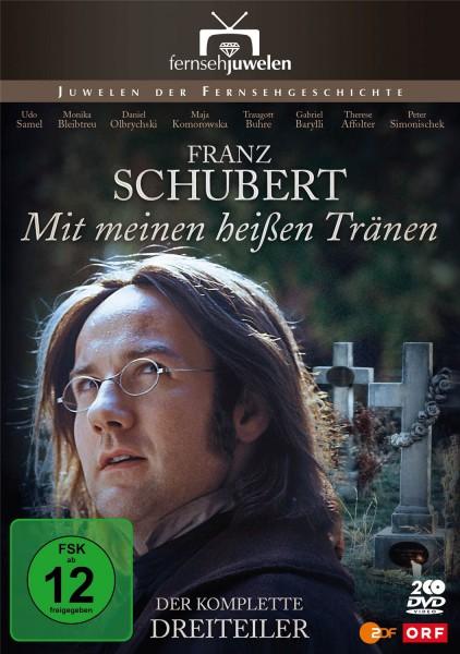 Franz Schubert: Mit meinen heißen Tränen