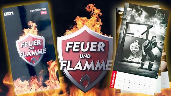 Kalender: Feuer und Flamme