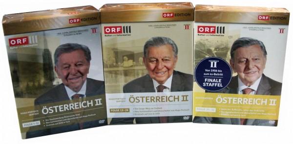 """Package """"Österreich II"""" (Folgen 01-32)"""