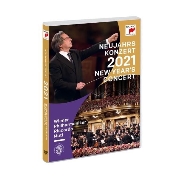 Neujahrskonzert 2021 DVD