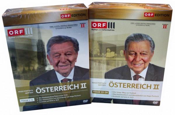 """Package """"Österreich II"""" (Folgen 01-24)"""