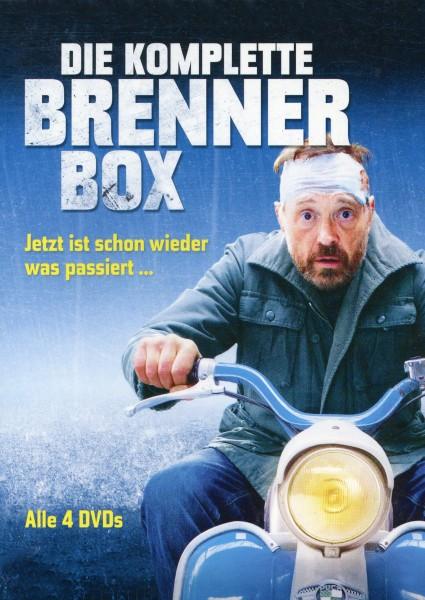 Die komplette Brenner Box