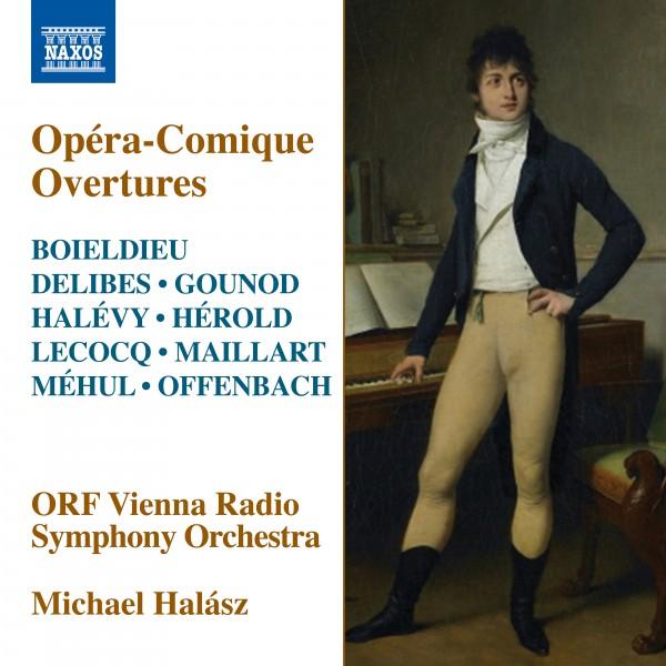 Opera Comique Overtures
