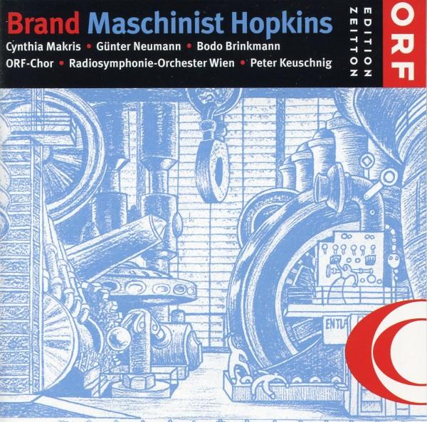 Max Brand: Maschinist Hopkins