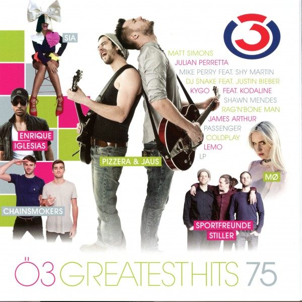 Ö3 Greatest Hits Vol. 75
