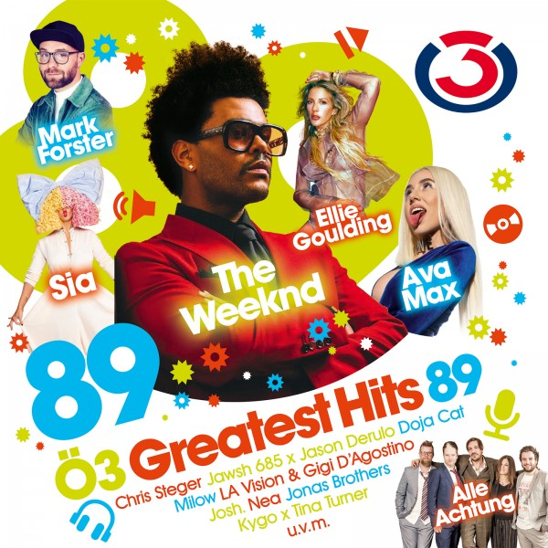 Ö3 Greatest Hits Vol. 89