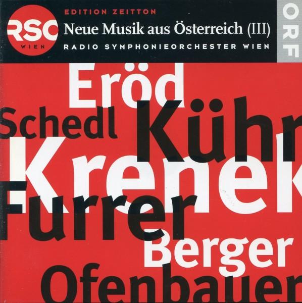Neue Musik aus Österreich 3