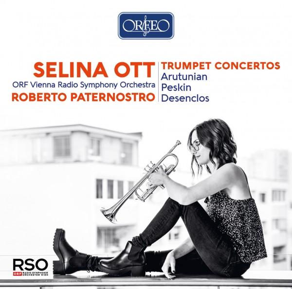 Selina Ott: Trompetenkonzerte