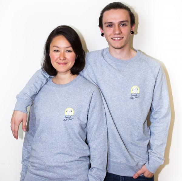 "FM4 Sweater ""Zitrone"" (Herren)"