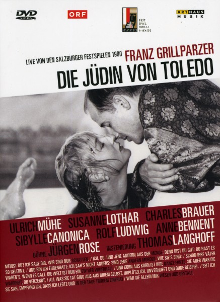 The Jewish Woman of Toledo