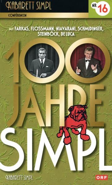 100 Jahre Simpl Vol.16