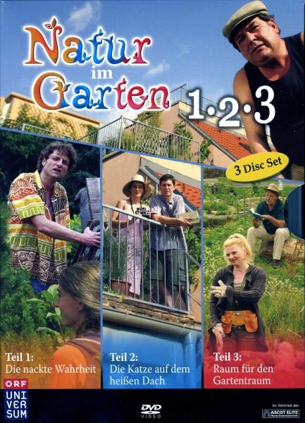 Natur im Garten 3