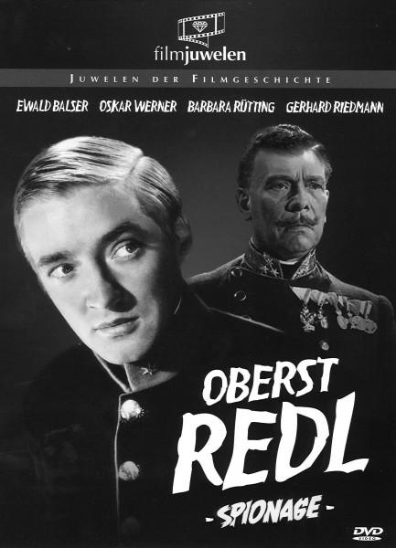 """Oberst Redl (""""Spionage"""")"""