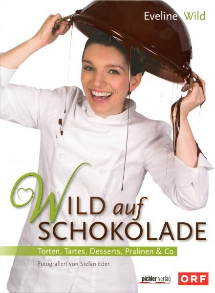 Wild auf Schokolade
