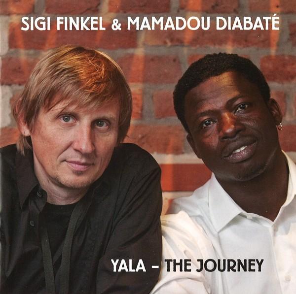 Sigi Finkel und Mamadou Diabate