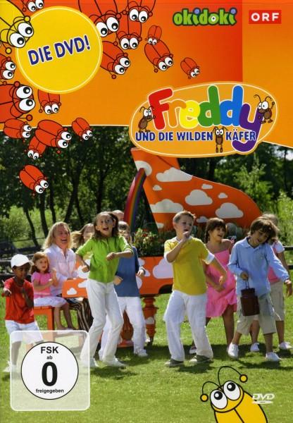 Freddy und die wilden Käfer DVD