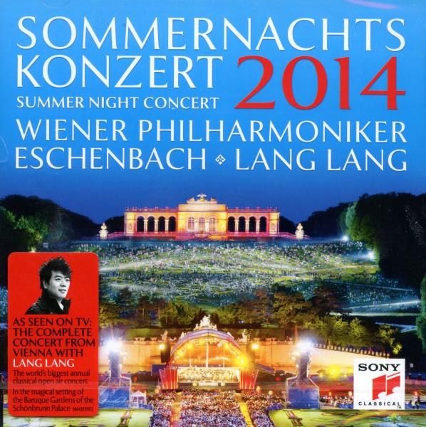 Sommernachtskonzert Schönbrunn 2014 CD