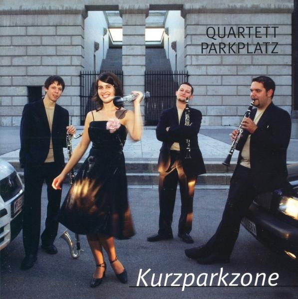 Kurzparkzone - Quartett Parkplatz