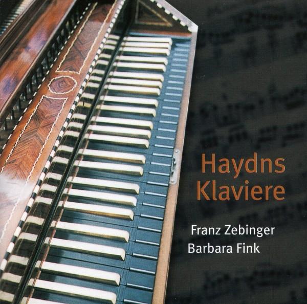 Haydns Klaviere