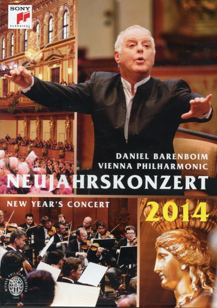 Neujahrskonzert 2014 DVD