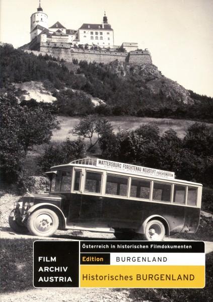 Burgenland: Historisches Burgenland