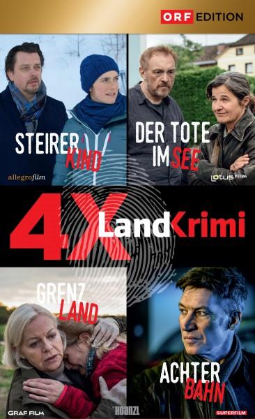 Landkrimi: Die Vierte Box