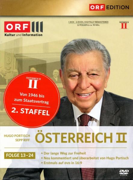 Österreich II: Folgen 13-24