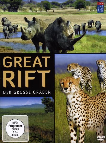 Universum: Great Rift - Der große Graben